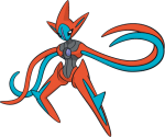 386Deoxys Attack Forme Dream