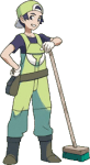 Pokemon Breeder Male
