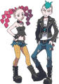 XY Punk Couple