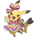 025Pikachu Pop Star