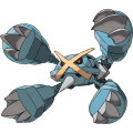 376Metagross Mega