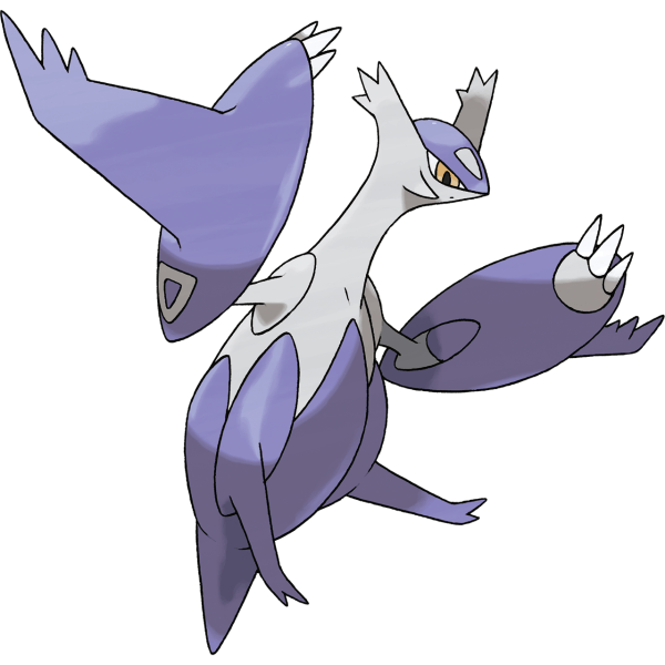 Latias in it's Mega evolved state