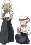 ORAS Old Couple