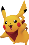 025Pikachu Pokemon Mystery Dungeon Gates to Infinity
