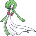 282Gardevoir Pokemon Mystery Dungeon Red and Blue Rescue Teams