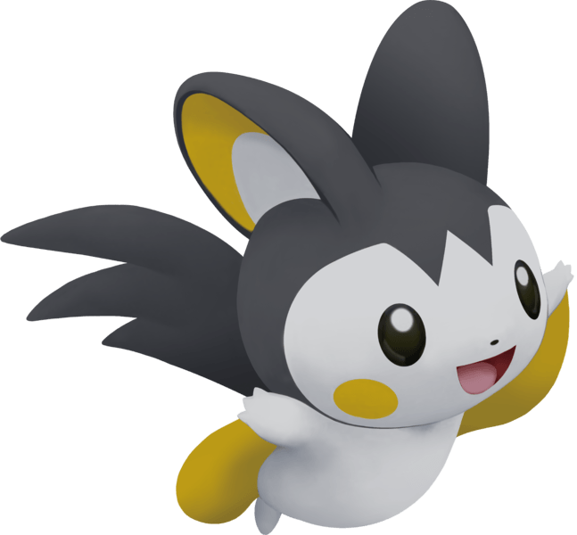 Emolga Pokemon Mystery Dungeon Gates to Infinity