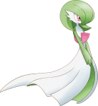 282Gardevoir Pokemon Mystery Dungeon Explorers of Sky