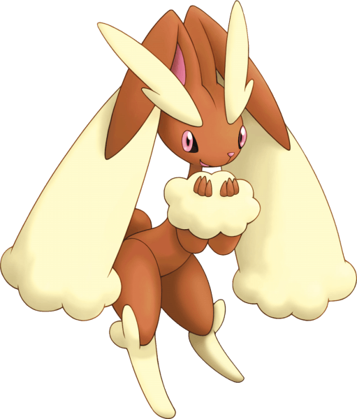 Lopunny Pokemon Mystery Dungeon Explorers of Sky