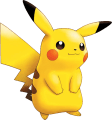 025Pikachu Pokemon Mystery Dungeon Explorers of Time and Darkness