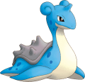 131Lapras Pokemon Mystery Dungeon Explorers of Time and Darkness