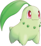 152Chikorita Pokemon Mystery Dungeon Explorers of Time and Darkness
