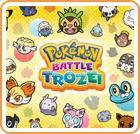 pokemon battle trozei nintendo 3ds front cover