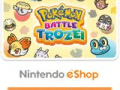 pokemon battle trozei nintendo 3ds front cover eshop