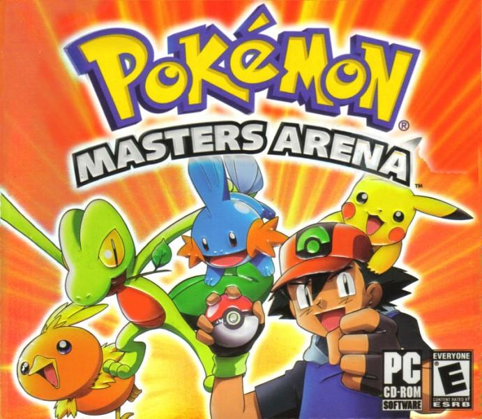 Pokemon Masters Arena Box