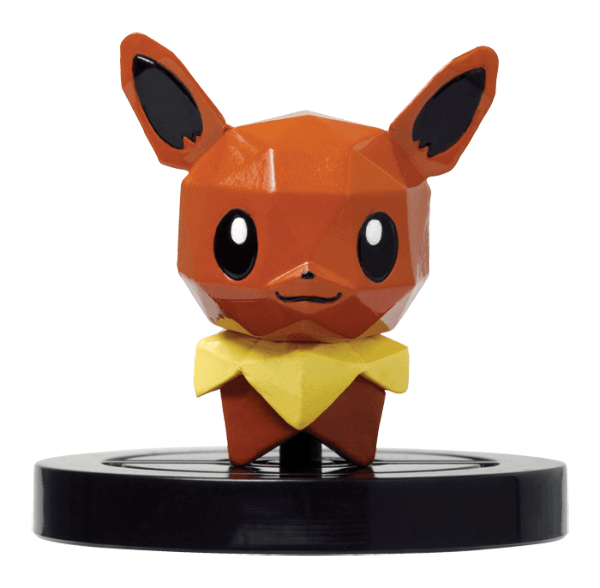 An NFC Compatible Eevee Figure!
