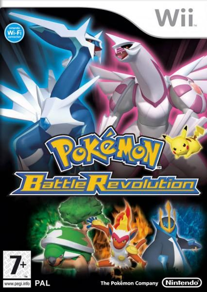 Pokemon Battle Revolution Box