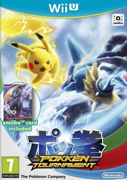 Pokken Tournament Box