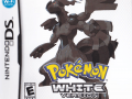 us pokemon white version nintendo ds front cover