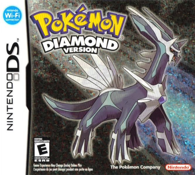 Pokemon Diamond Box