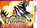 usa pokemon omega ruby nintendo 3ds front cover