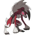 745Lycanroc Midnight