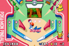 463748 pokemon pinball ruby sapphire game boy advance screenshot