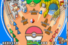 463749 pokemon pinball ruby sapphire game boy advance screenshot