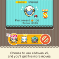 799742 pokemon shuffle android screenshot audino leveled up from