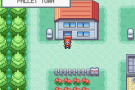 267496 pokemon firered version game boy advance screenshot in front