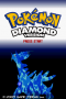 606619 pokemon diamond version nintendo ds screenshot title screen