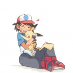 Ash & Pikachu - a friendship that will last forever