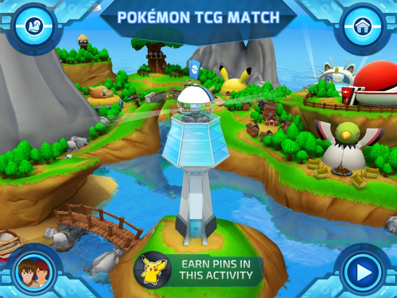 Pokemon TCG Match screenshot 1