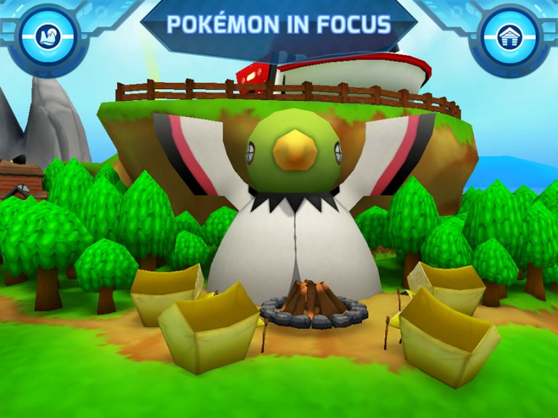 Pokemon in Focus screenshot 1
