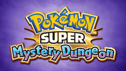Pokemon Super Mystery Dungeon Title
