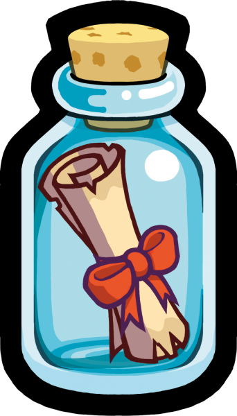 MDS Message in a Bottle