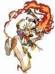 pc hideyoshi and infernape