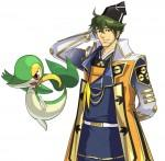 pc motonari and snivy