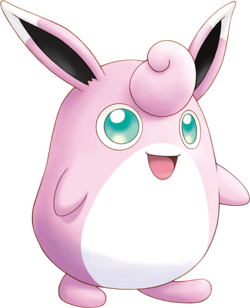 Wigglytuff Pokemon Mystery Dungeon Explorers of Sky