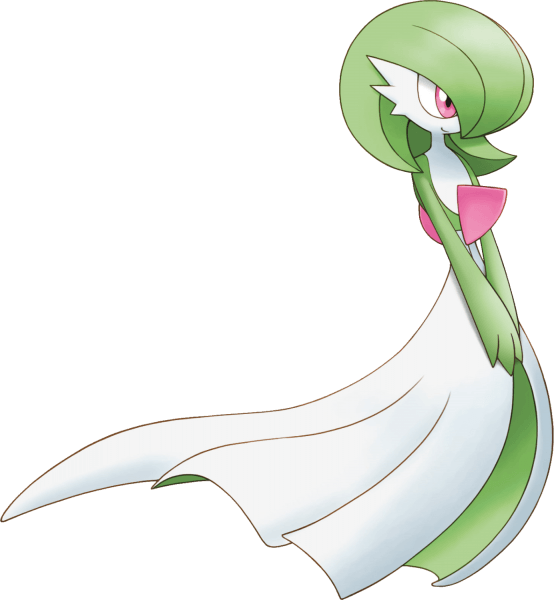 Gardevoir Pokemon Mystery Dungeon Explorers of Sky
