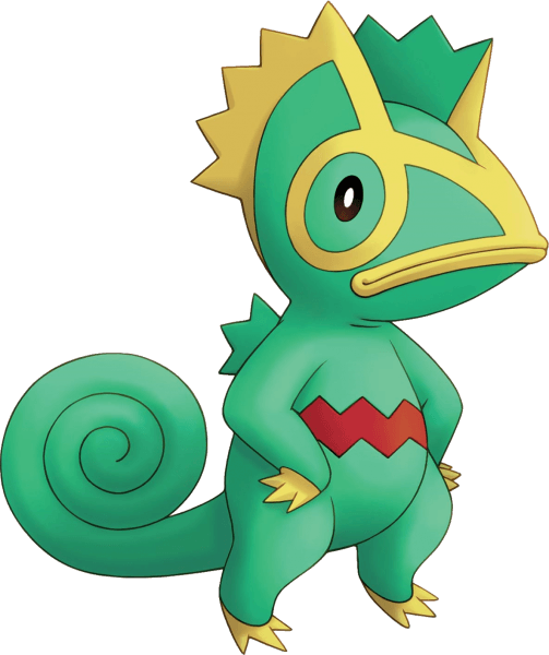 Kecleon Pokemon Mystery Dungeon Explorers of Sky