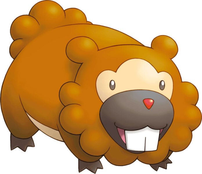 Bidoof Pokemon Mystery Dungeon Explorers of Sky