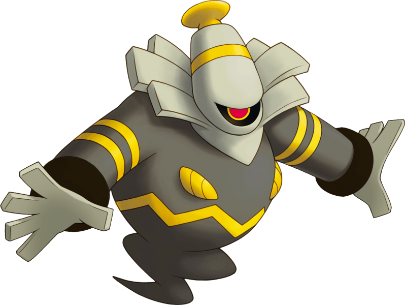 Dusknoir Pokemon Mystery Dungeon Explorers of Sky