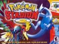 pokemon stadium 2 usa front cover
