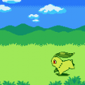 86508 pokemon puzzle challenge game boy color screenshot intro