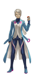 Blanche - The Leader of Team Mystic